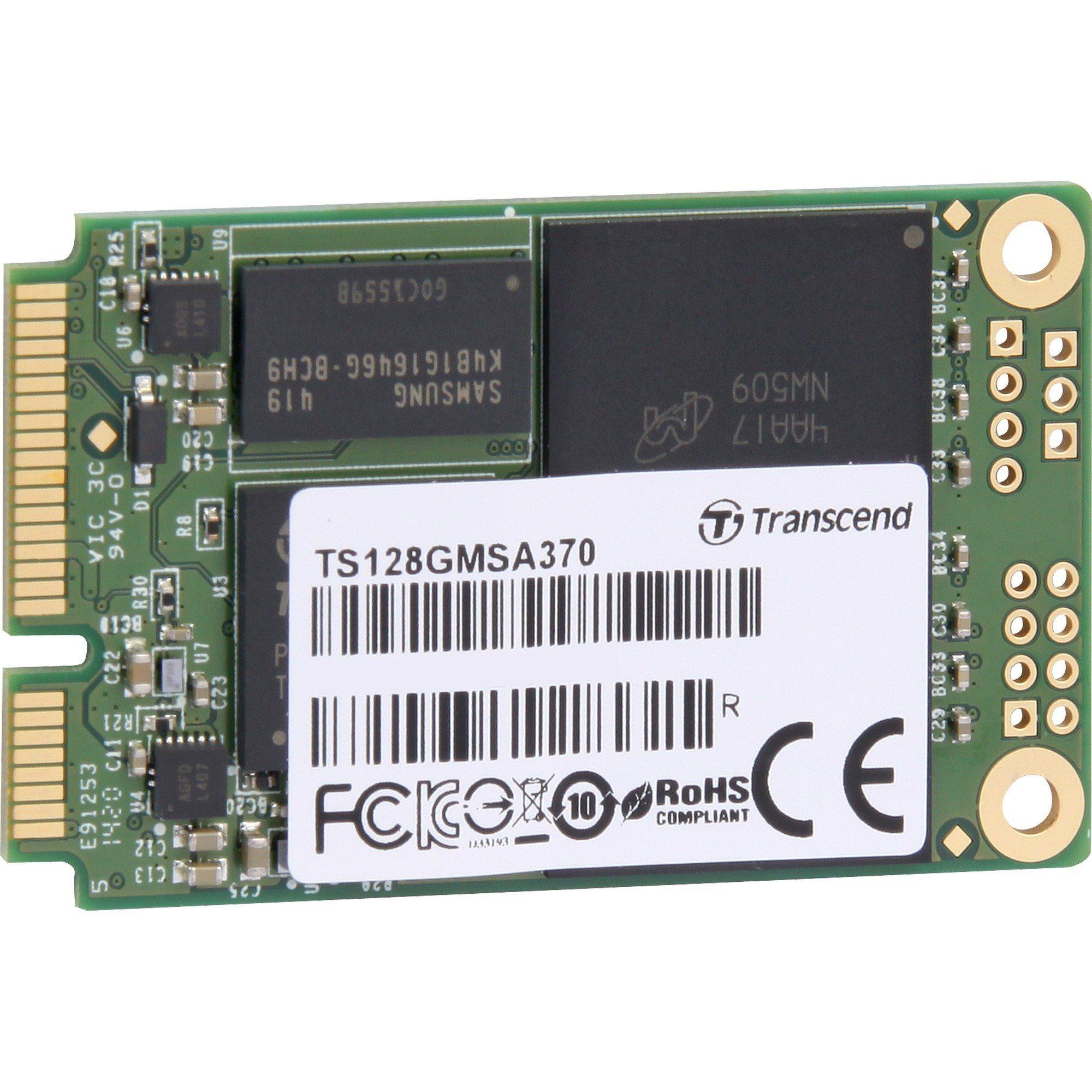 Transcend Solid State Drive »MSA370 128 GB«