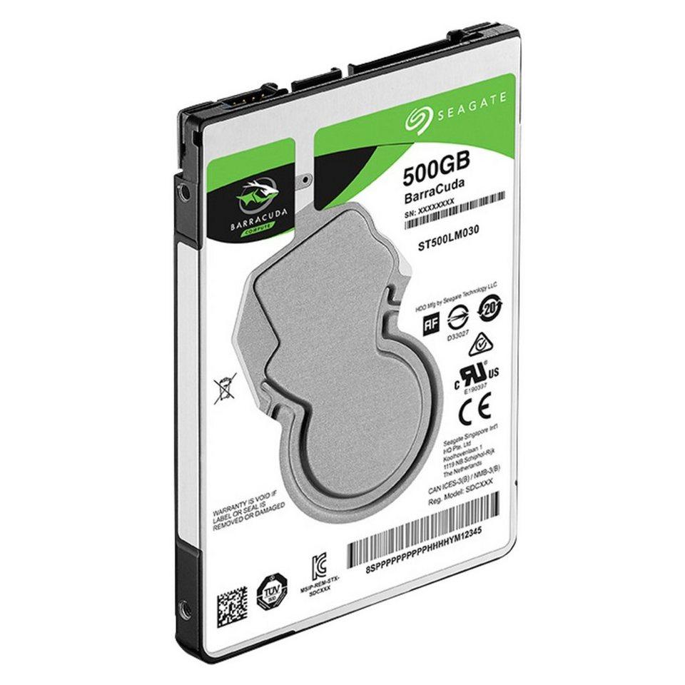 Seagate Festplatte »ST500LM030 500 GB«