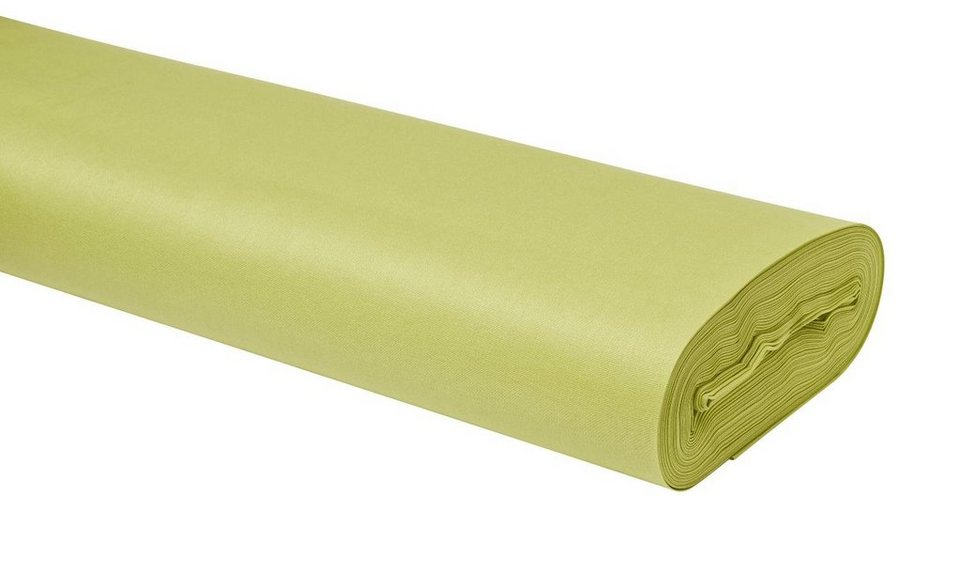 Meterware Uni-Baumwollstoff, 147cm, Pastellgrün
