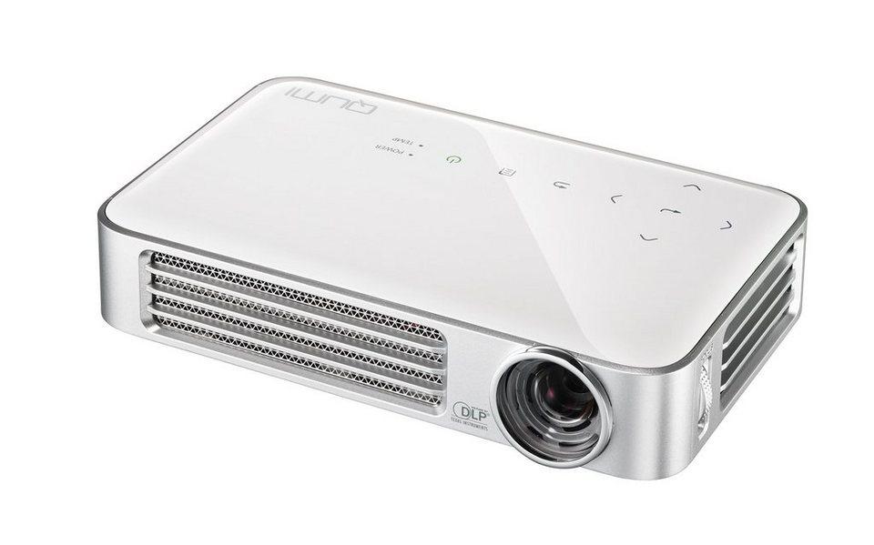 vivitek Pocket - Projektor mit WLAN »Qumi Q6« in weiss