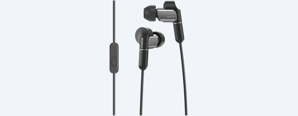 Sony InEar Kopfhörer »XBA-N1AP«