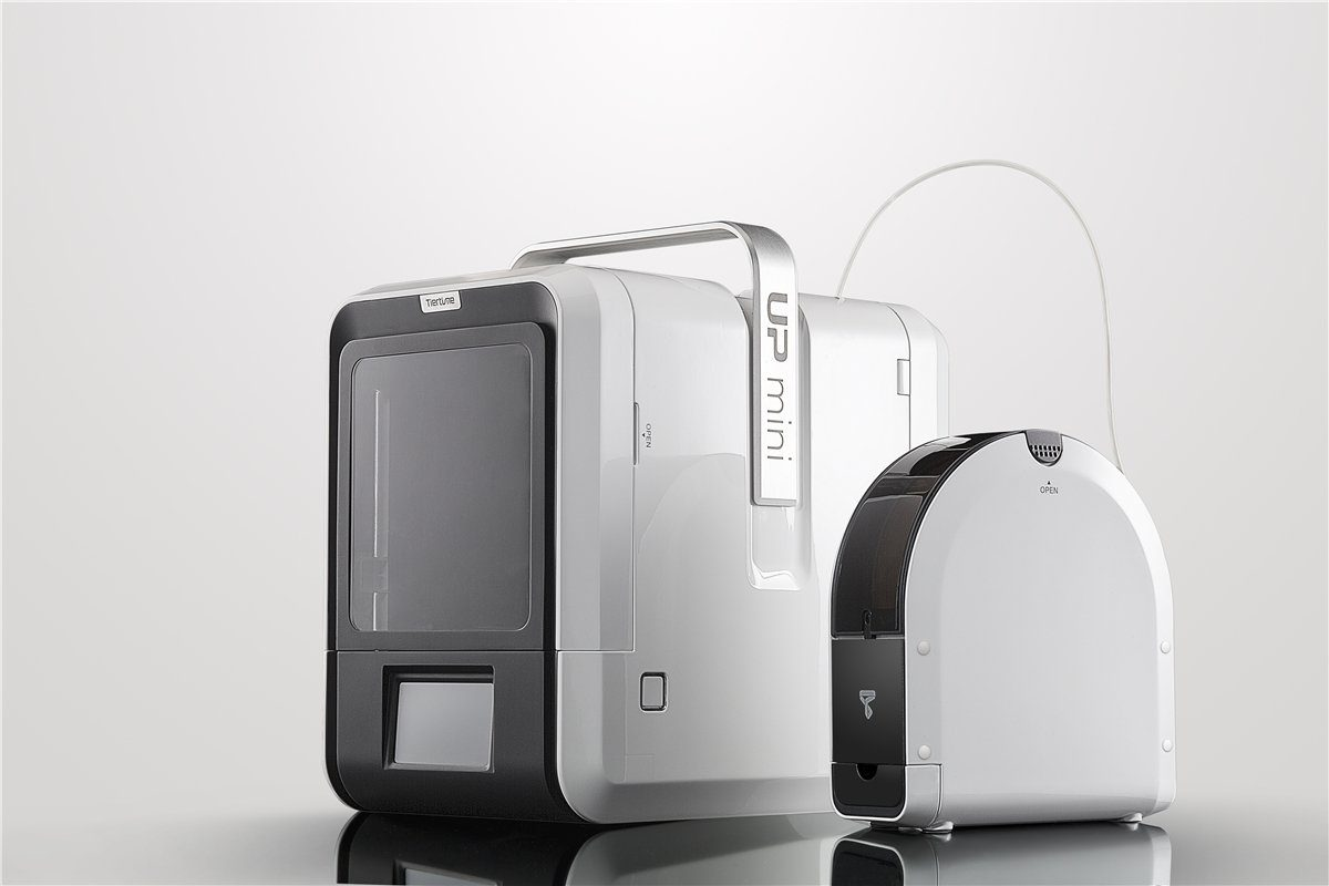 Tiertime Single 3D Drucker »UP! Mini 2«
