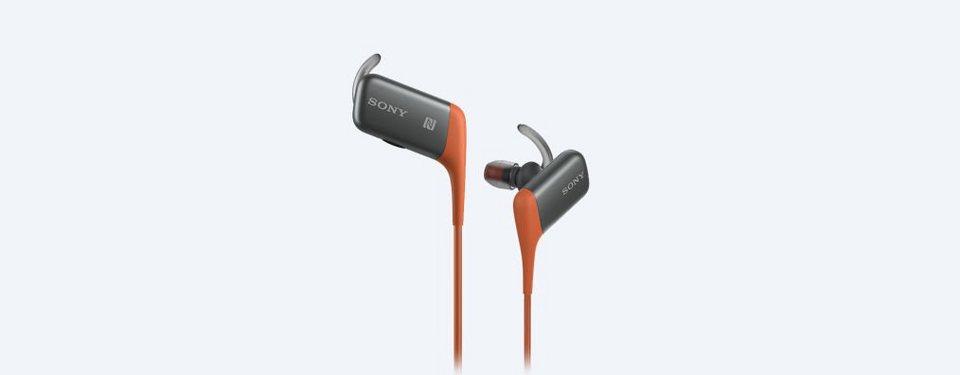 Sony Bluetooth Sport Kopfhörer »MDR-AS600BT« in orange