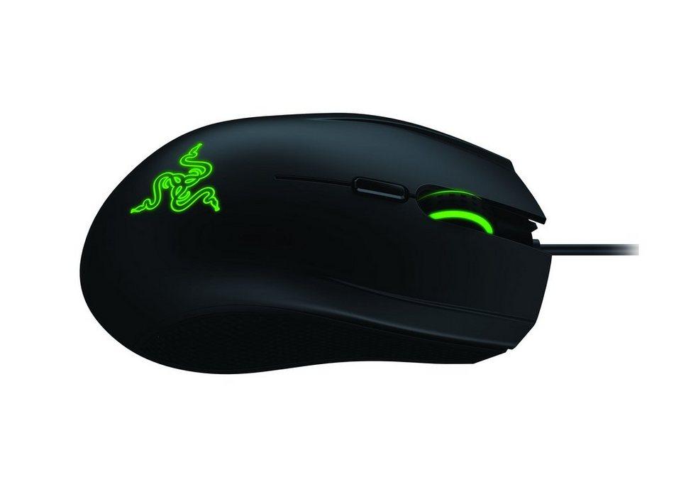 RAZER Gaming Maus »Abyssus V2« in Schwarz
