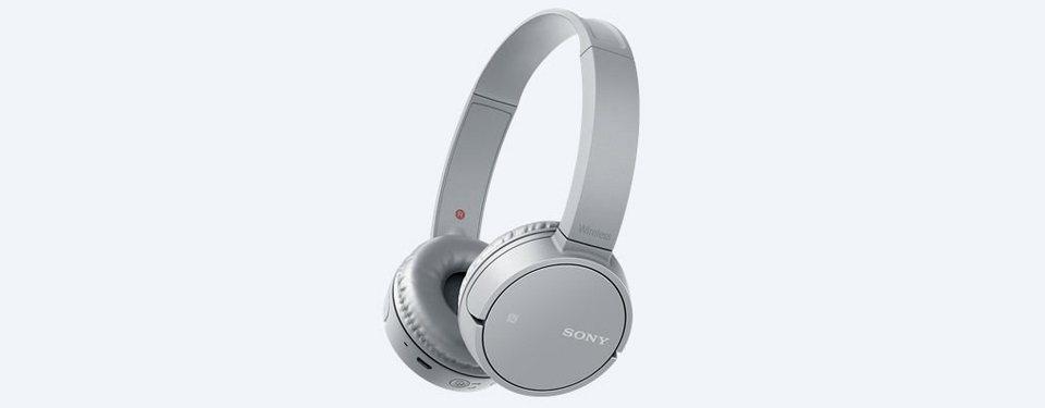 Sony Bluetooth OnEar Kopfhörer »MDR-ZX220BT« in blau