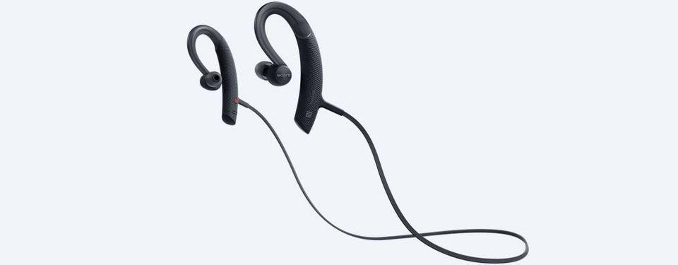 Sony InEar Kopfhörer »MDR XB80BS« in schwarz