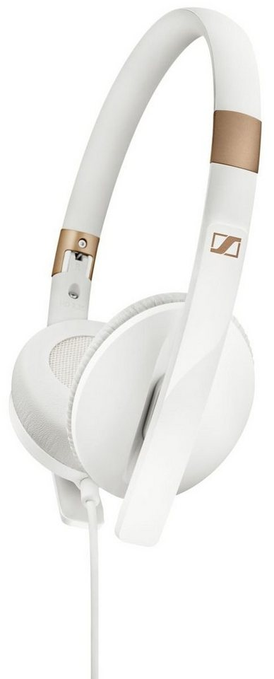 Sennheiser Headset »On-Ear Hifi-Hörer HD 2.30i für Apple« in Weiß
