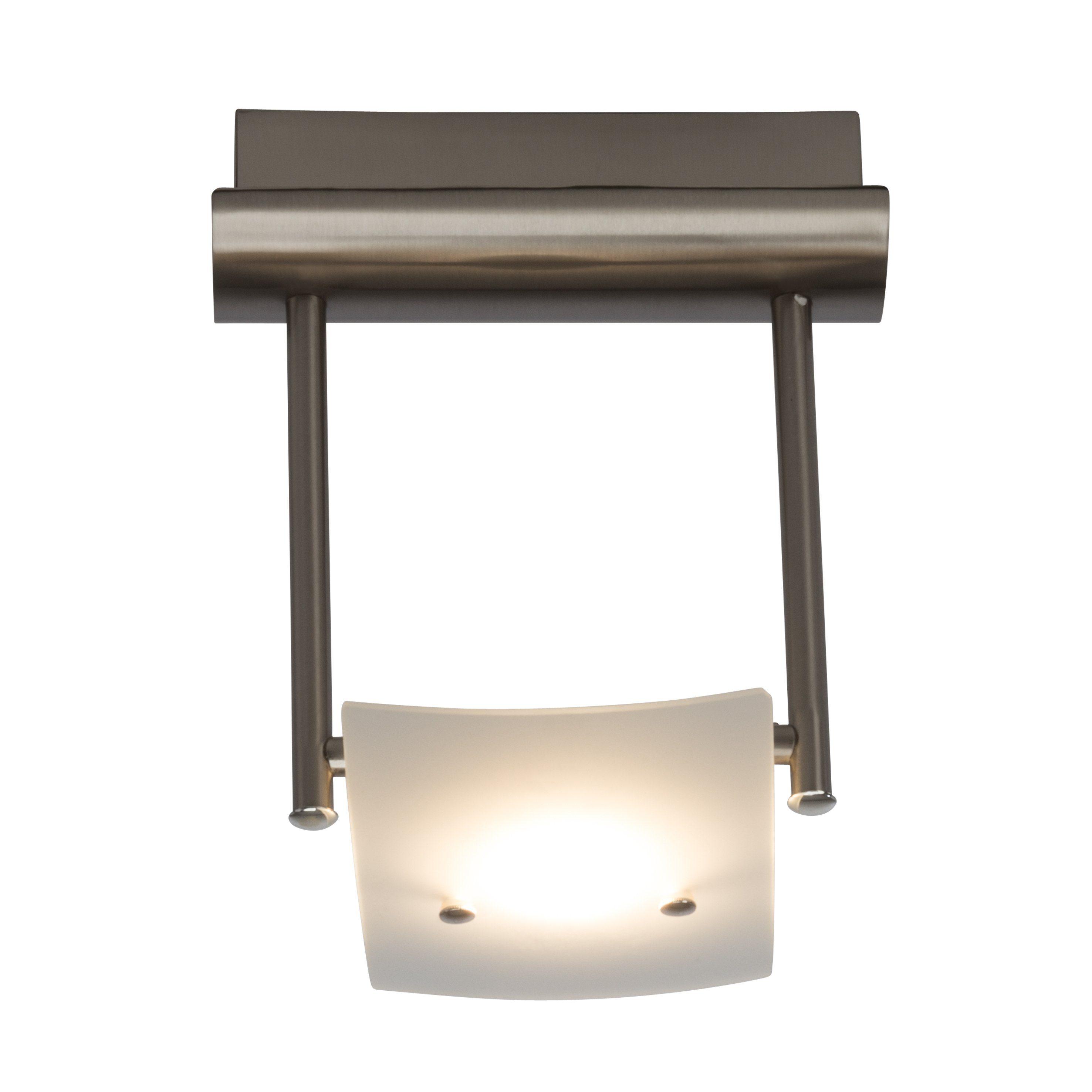 Brilliant Leuchten Fashion Square LED Deckenleuchte, 1-flammig eisen