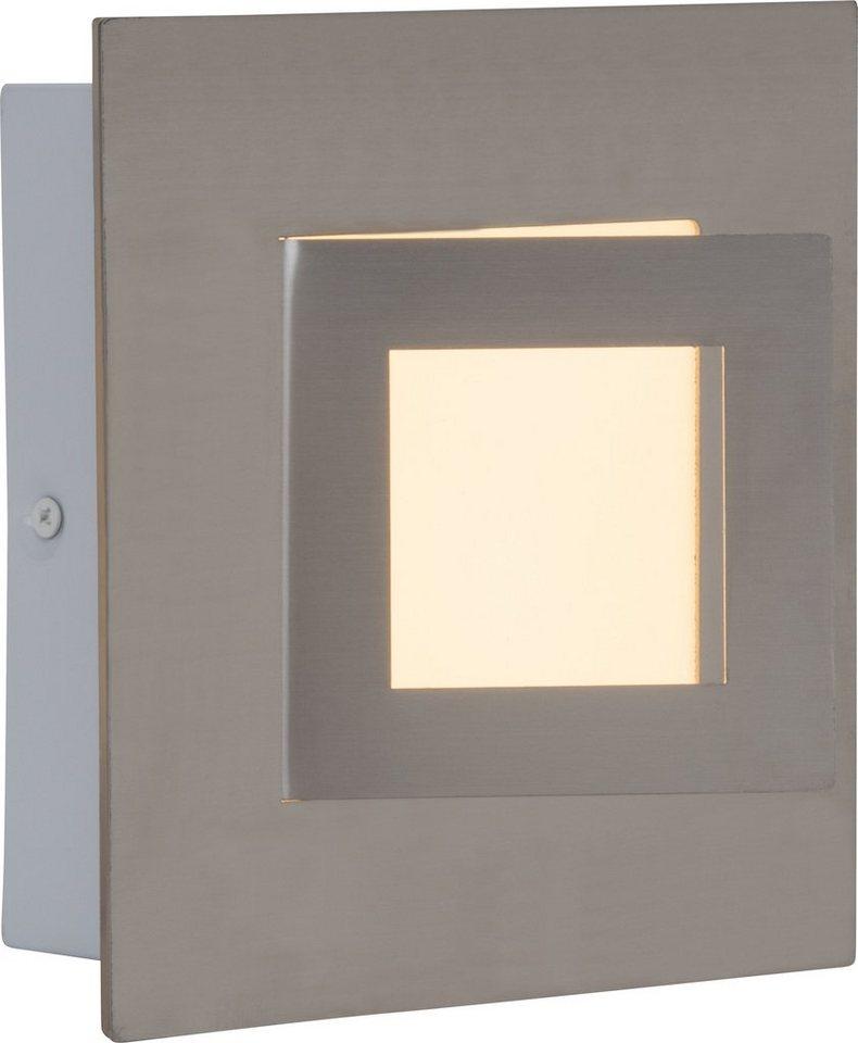 Brilliant Leuchten Doors LED Wand- und Deckenleuchte eisen in eisen