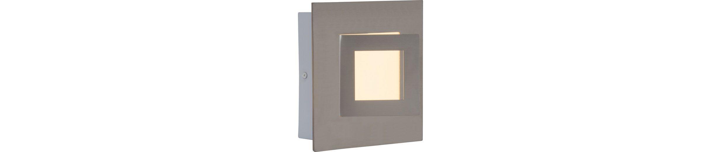 Brilliant Leuchten Doors LED Wand- und Deckenleuchte eisen