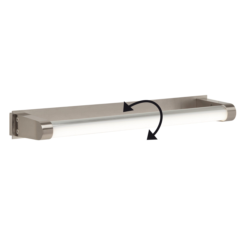 Brilliant Leuchten Use LED Wand- und Deckenleuchte 7W eisen IP44