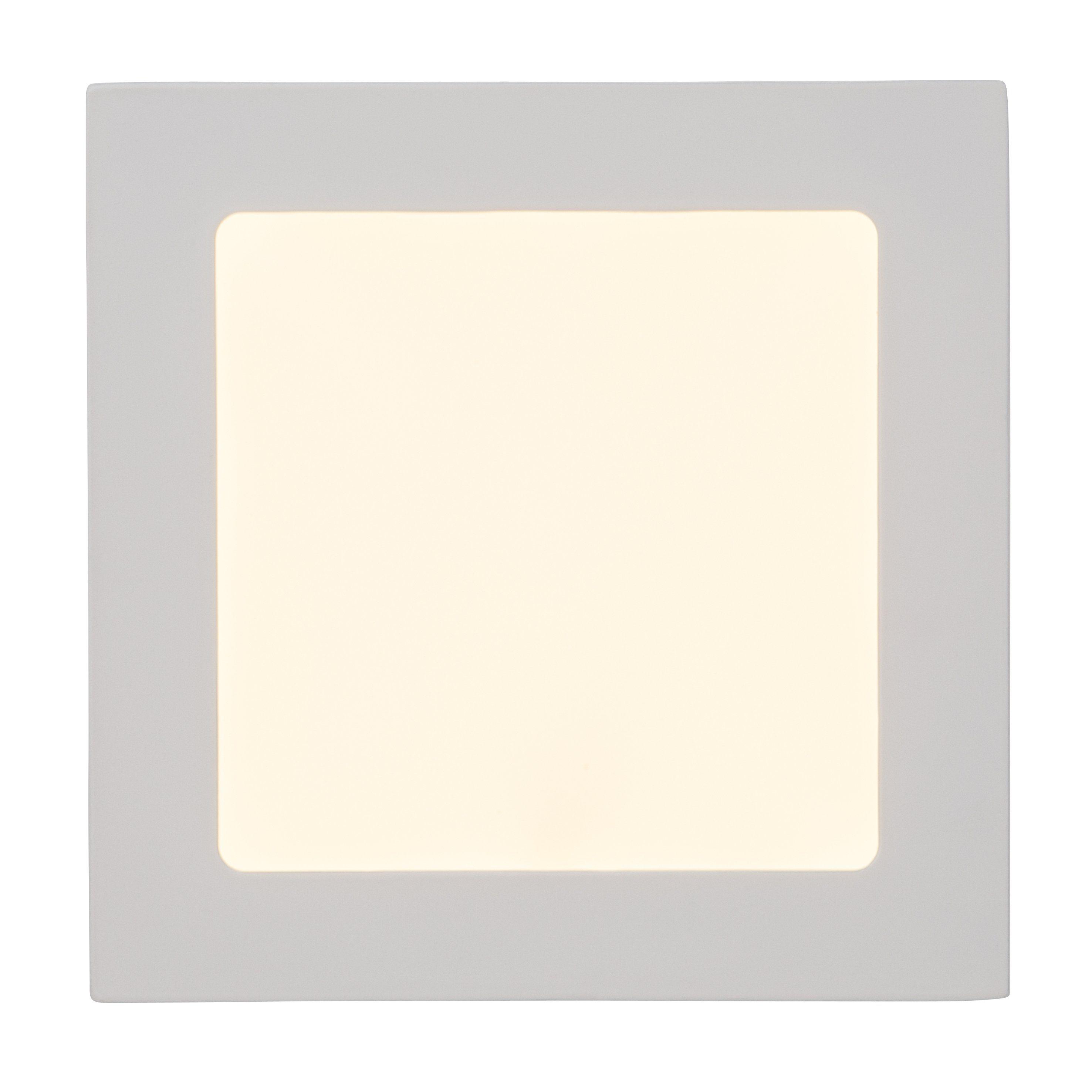 Brilliant Leuchten Kolja LED Einbauleuchte 12W weiß