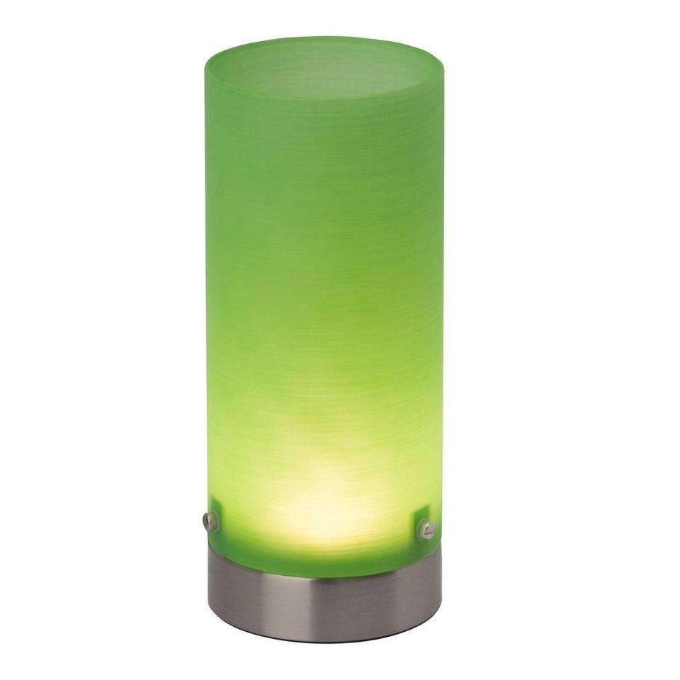 Brilliant Leuchten Daisy LED Tischleuchte eisen/grün in eisen/grün