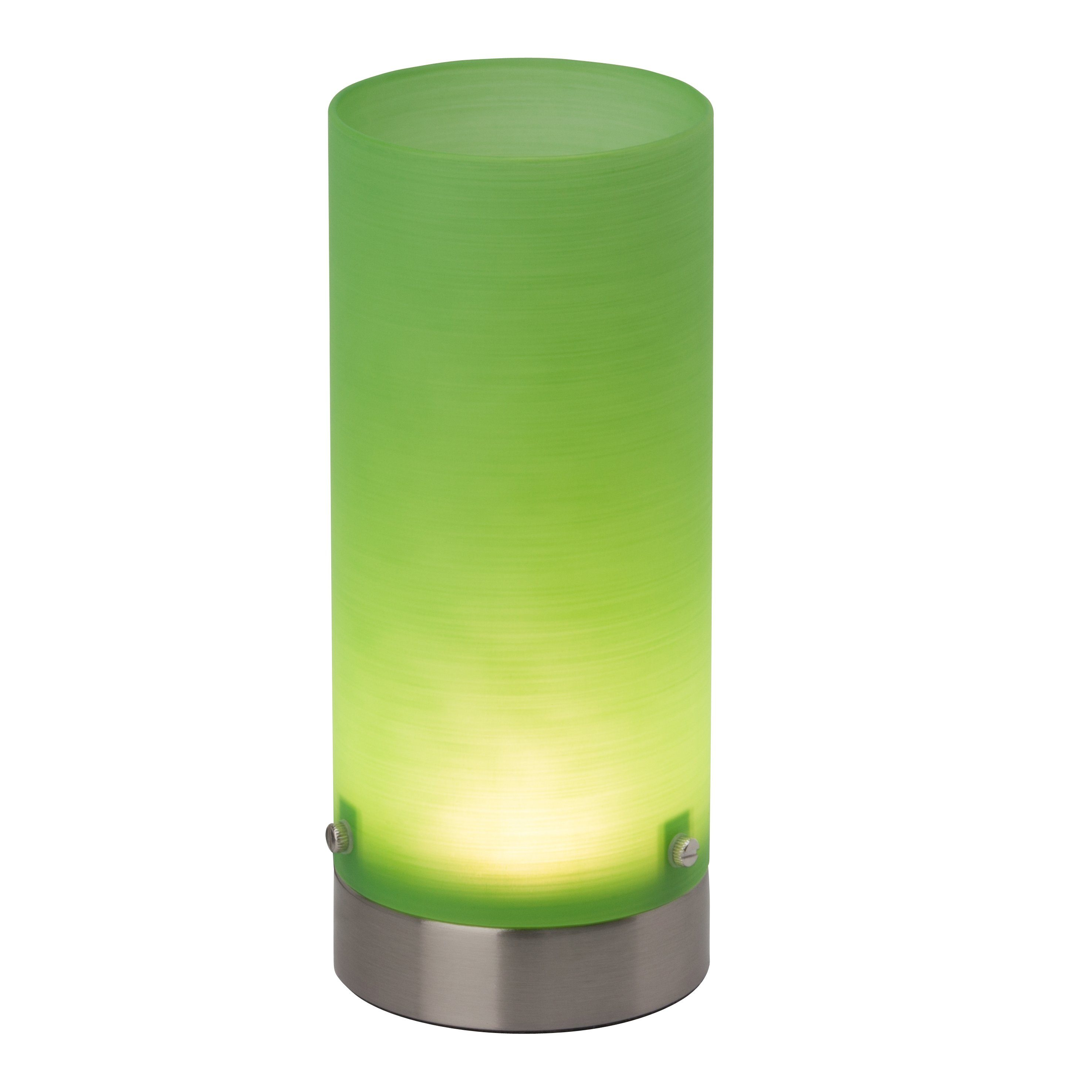 Brilliant Leuchten Daisy LED Tischleuchte eisen/grün