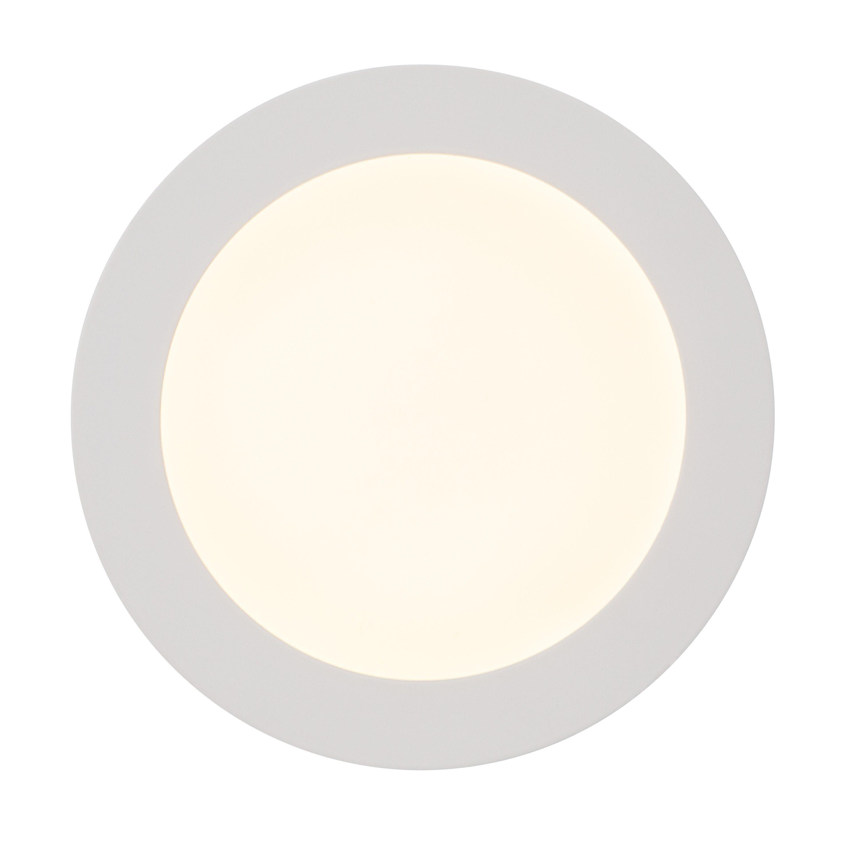 Brilliant Leuchten Laureen LED Einbauleuchte 12W weiß