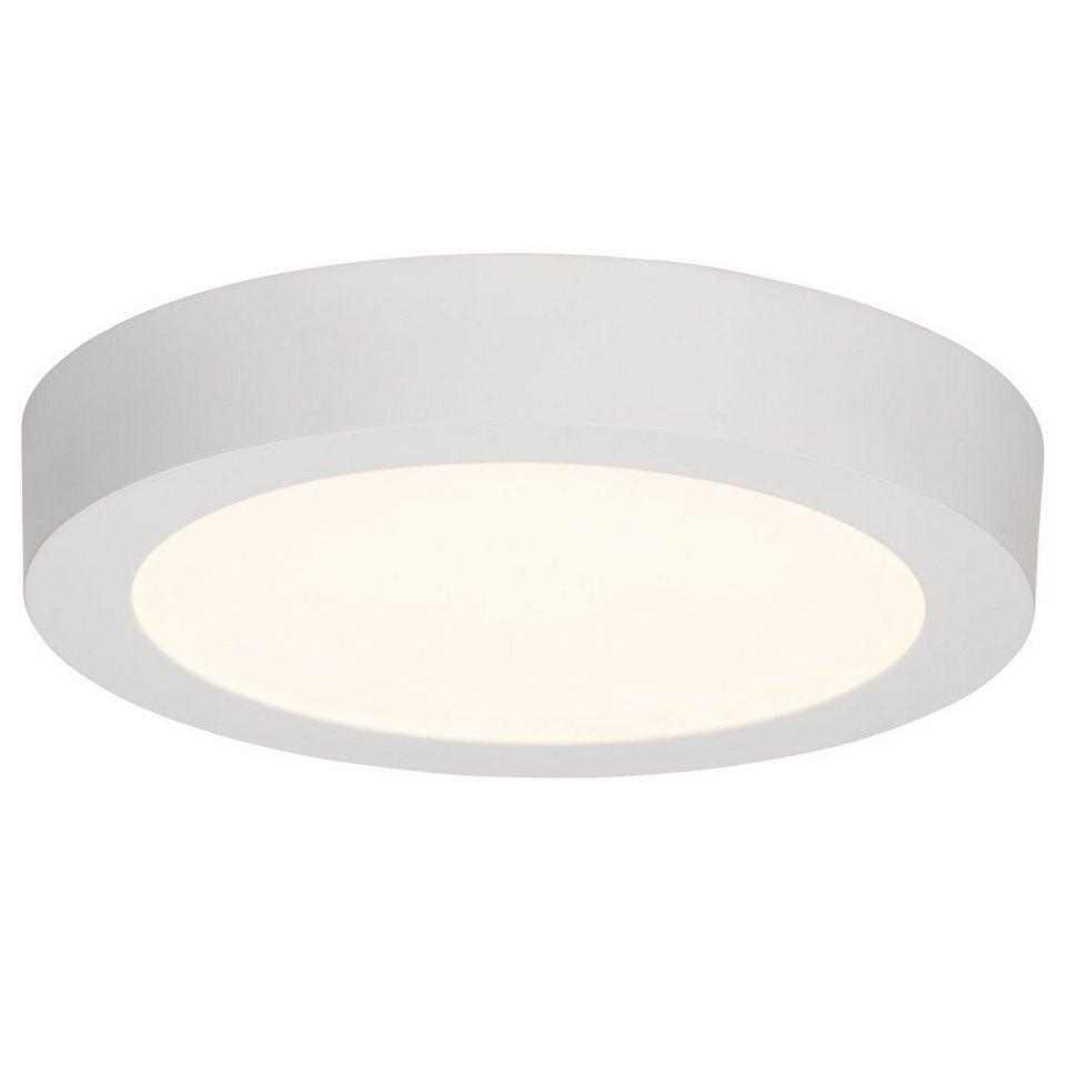 Brilliant Leuchten Katalina LED Aufbauleuchte 18W weiß in weiß