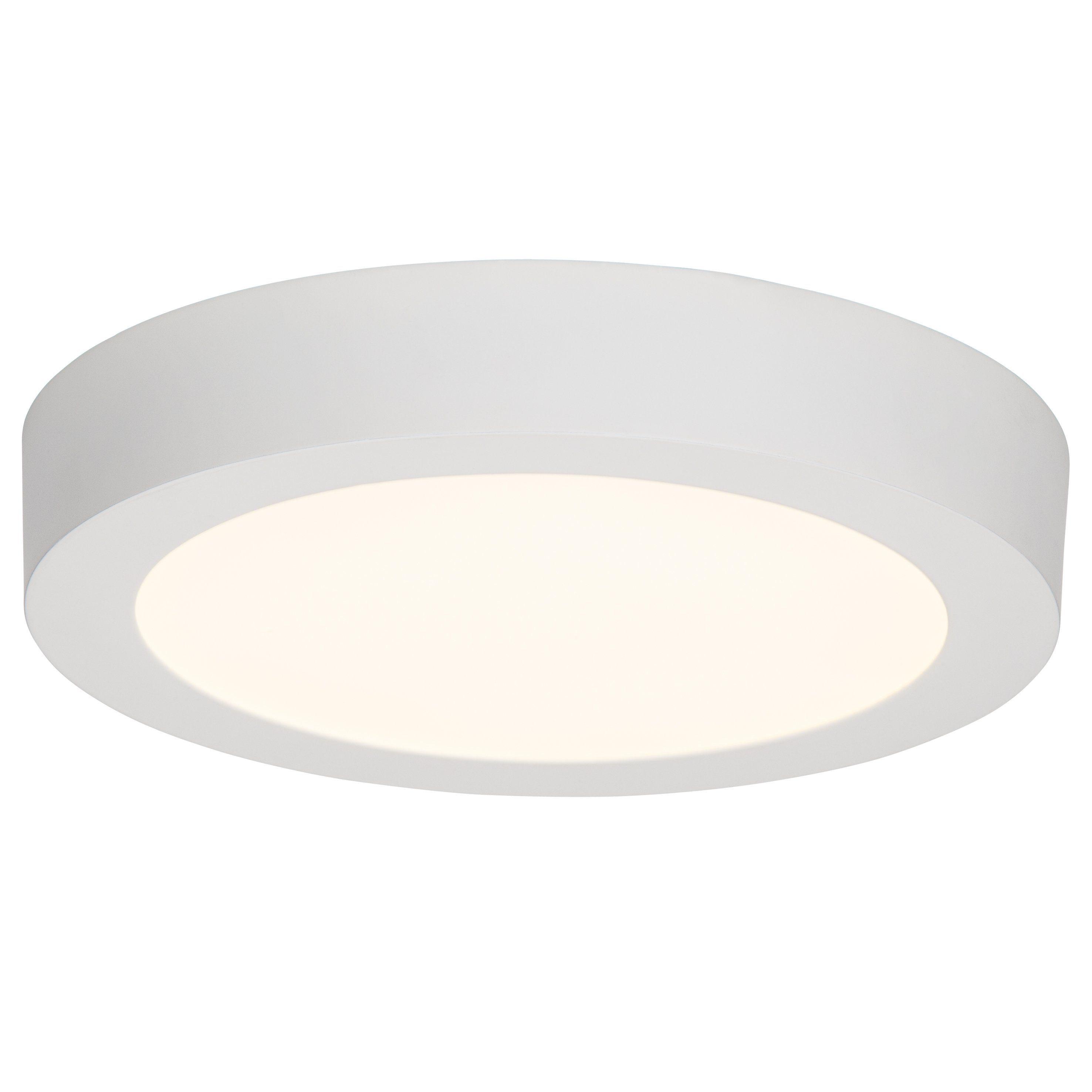 Brilliant Leuchten Katalina LED Aufbauleuchte 18W weiß