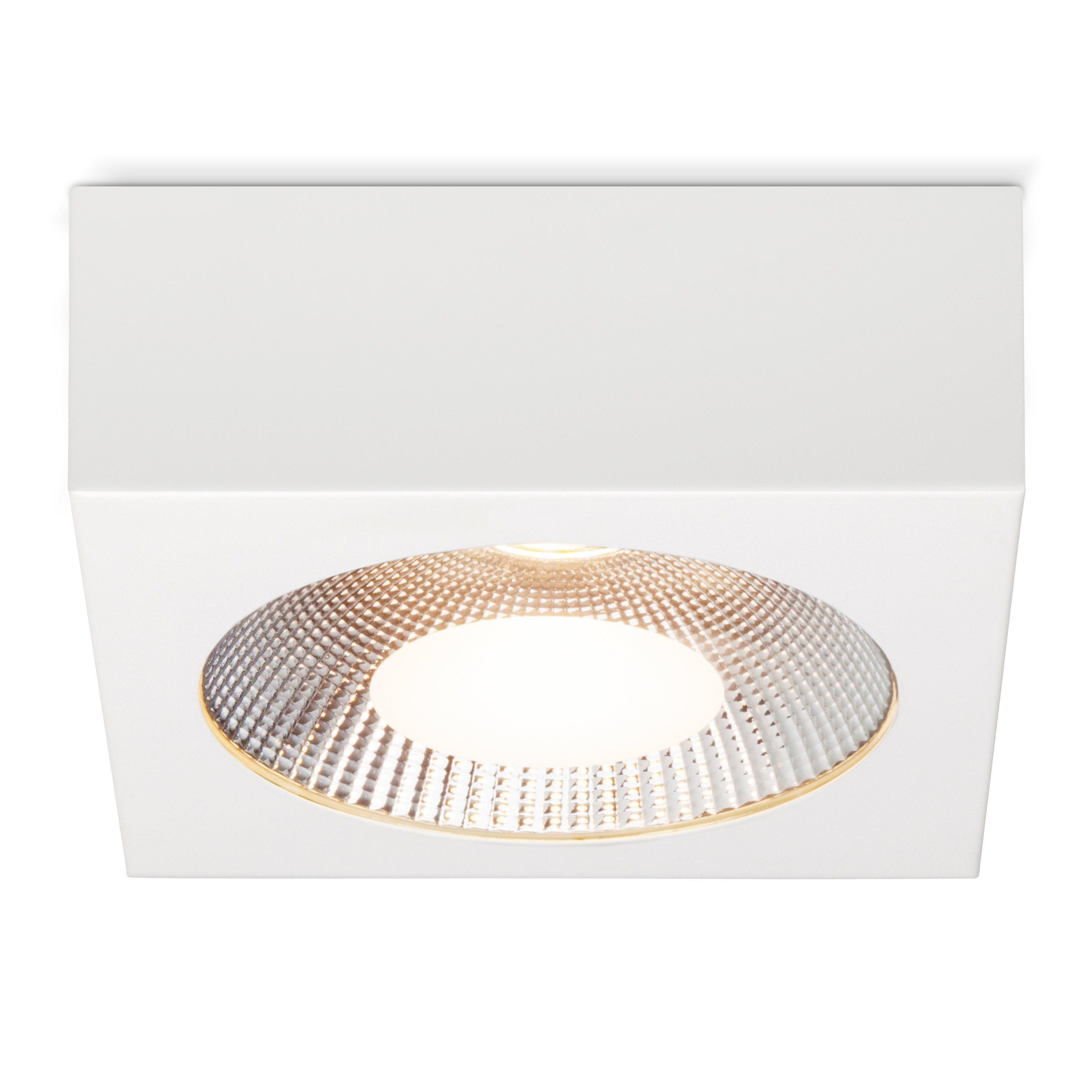 Brilliant Leuchten Babett LED Aufbauleuchte 20W weiß