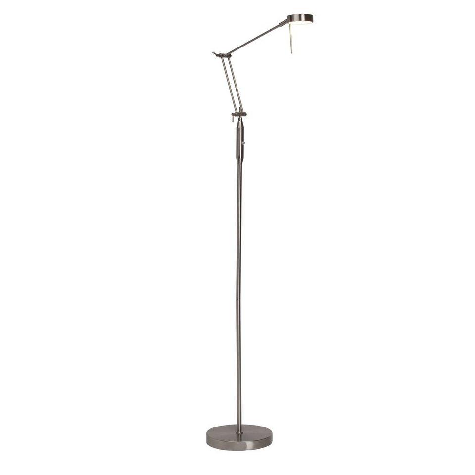 Brilliant Leuchten Carlino LED Standleuchte eisen in eisen