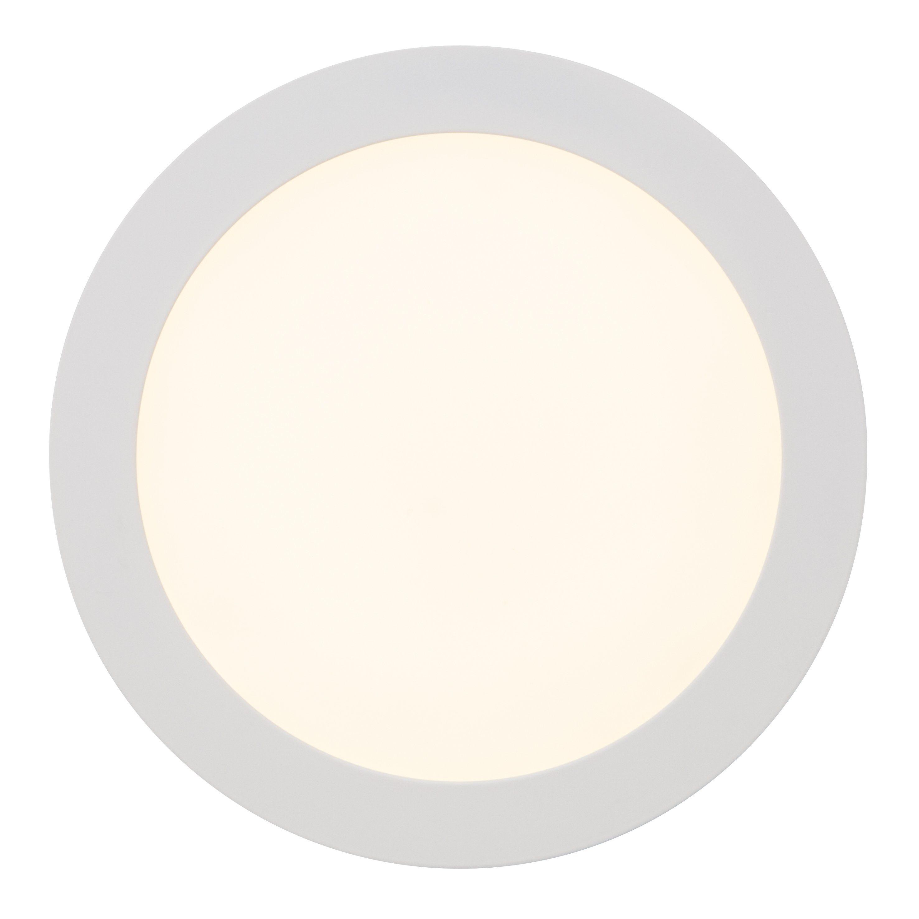 Brilliant Leuchten Laureen LED Einbauleuchte 18W weiß