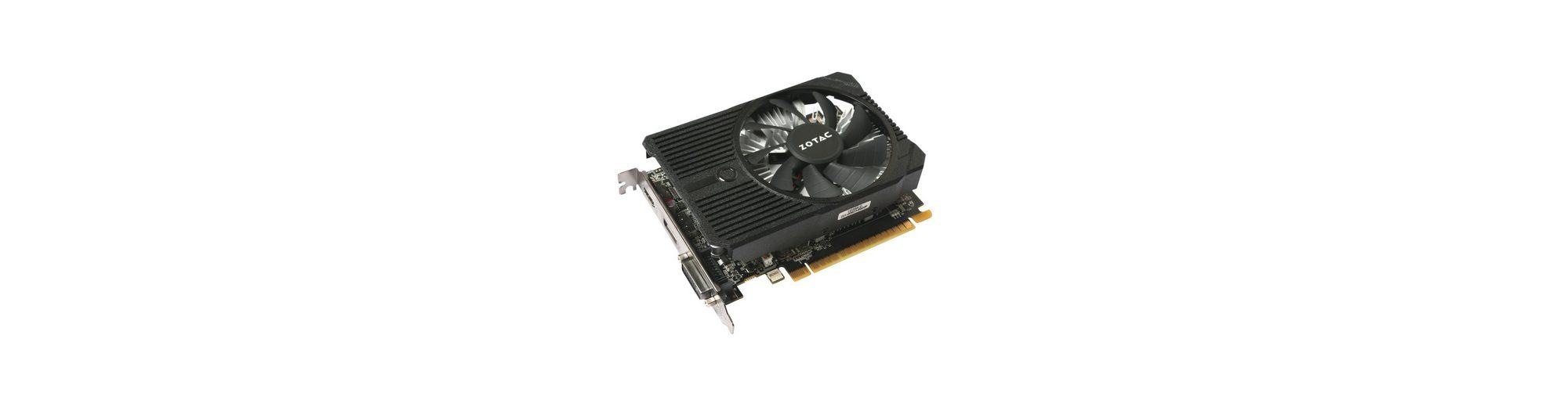 ZOTAC Grafikkarte »GeForce GTX 1050 Ti Mini«