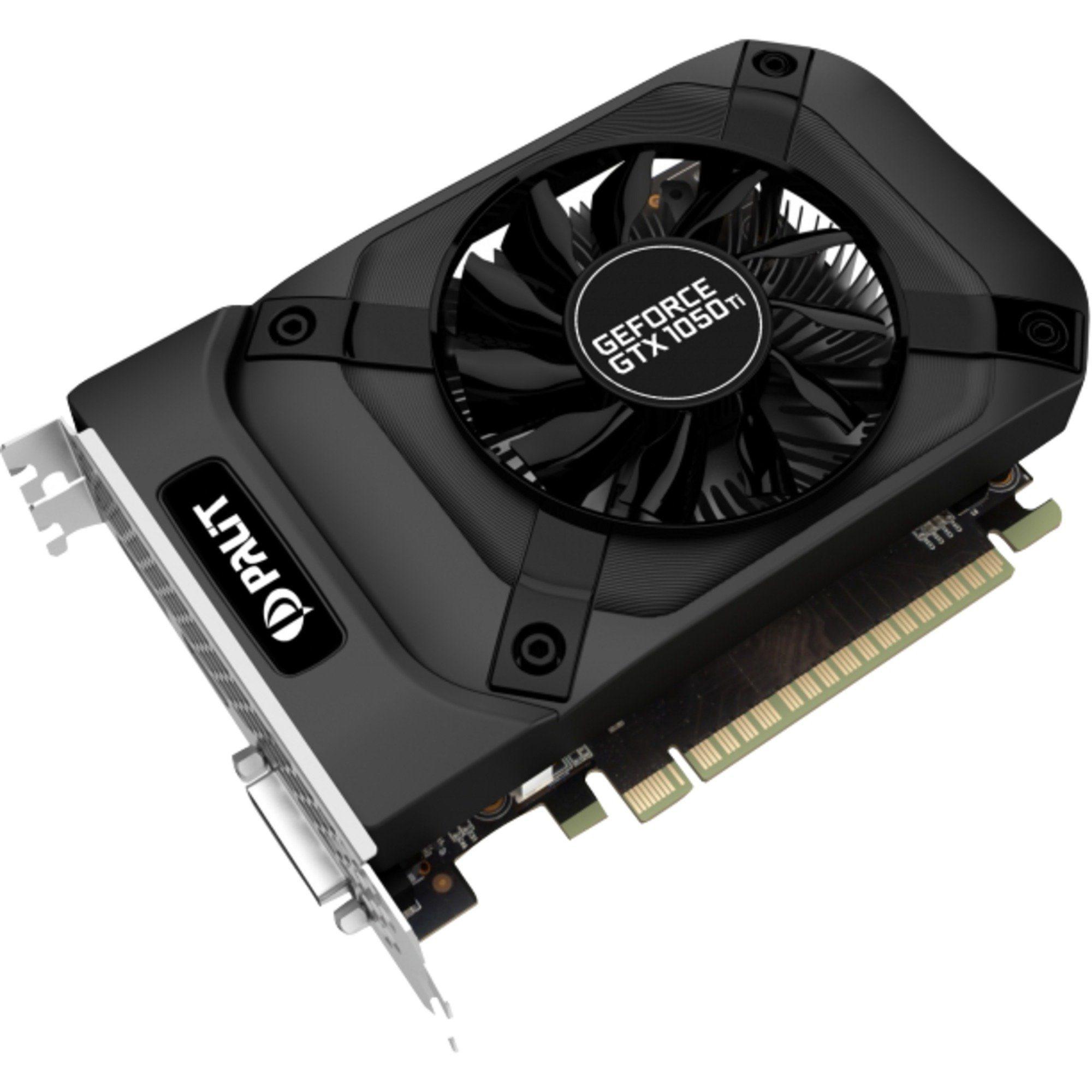 Palit Grafikkarte »GeForce GTX 1050 Ti StormX«