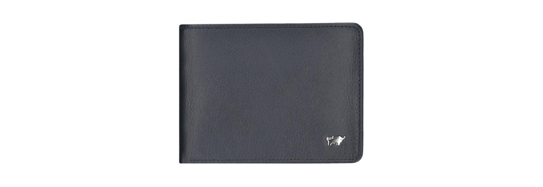 Braun Büffel Geldbörse Leder 12,5 cm