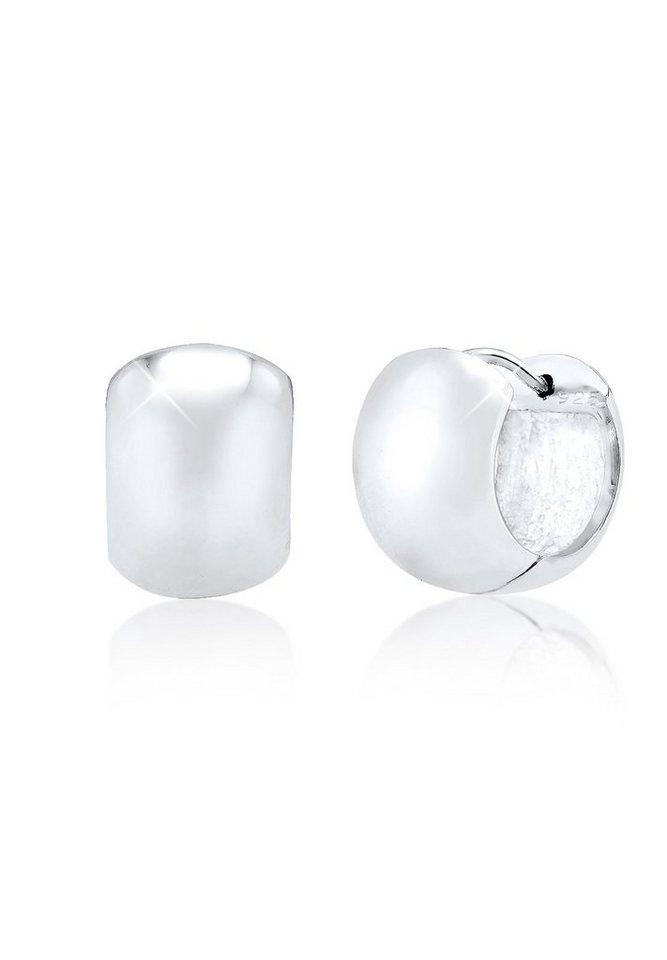 Elli Ohrringe »925 Sterling Silber Creolen« in Silber