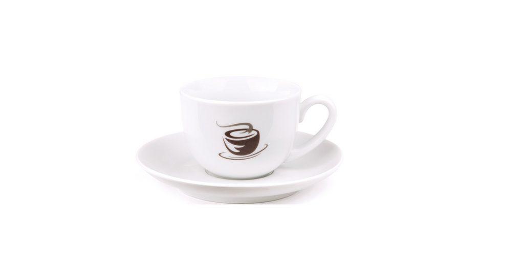 VIVO - VILLEROY & BOCH Espressotassen Set 4tlg »Hot Basics«