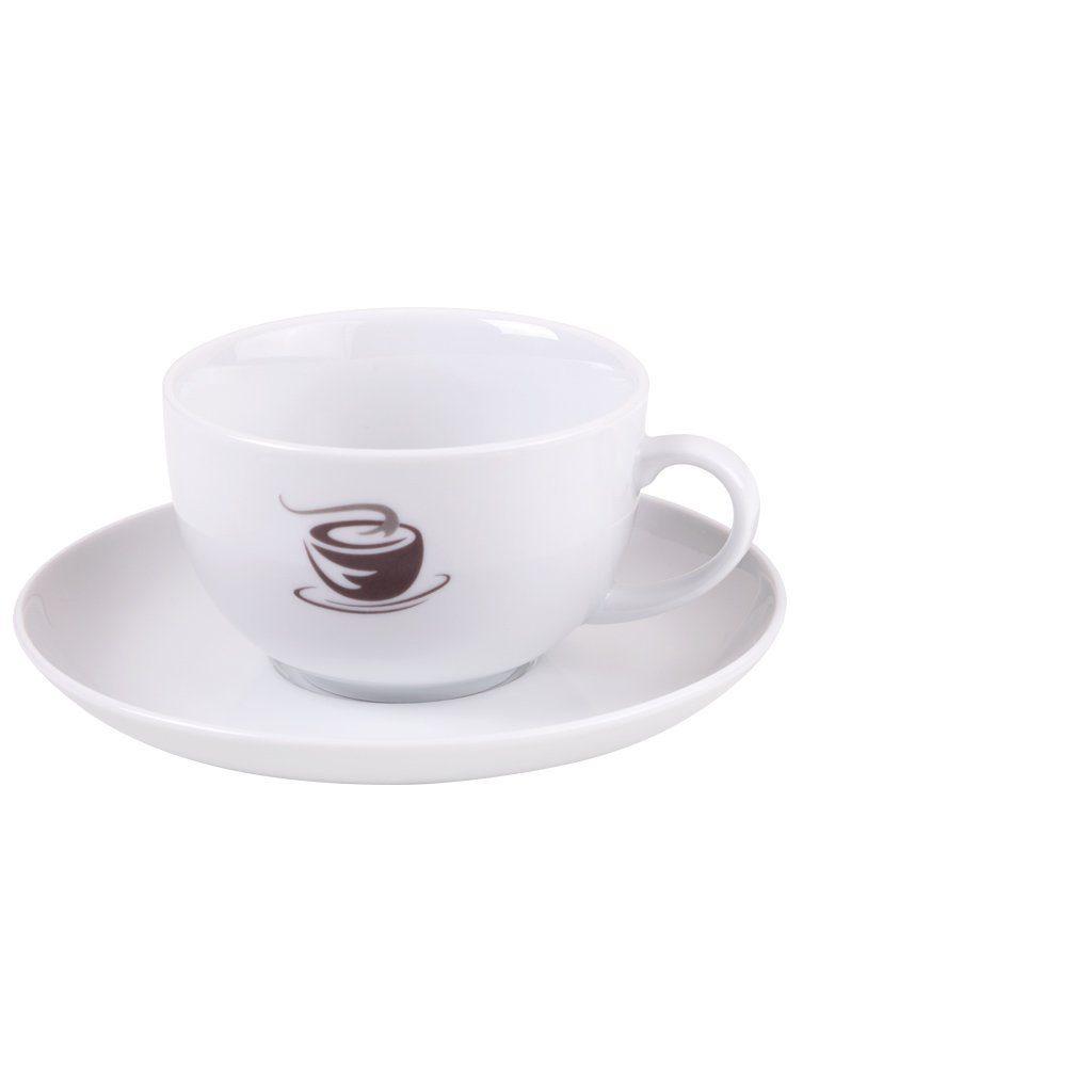 vivo Villeroy & Boch Group Milchkaffeetassen Set4tlg »Hot Basics«