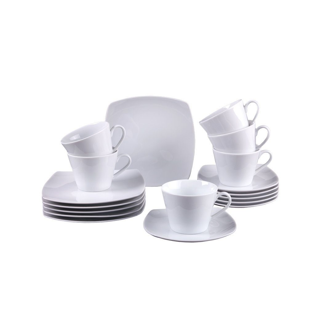 vivo Villeroy & Boch Group Kaffeeset 18tlg. »Simply Fresh«