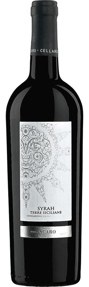 Rotwein aus Italien, 13,5 Vol.-%, 75,00 cl »2015 Syrah Bacaro«