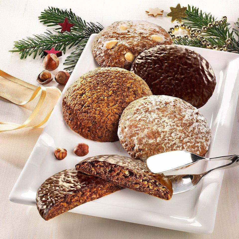 Witte Spezialitäten Nürnberger Elisen-Lebkuchen ohne Mehl