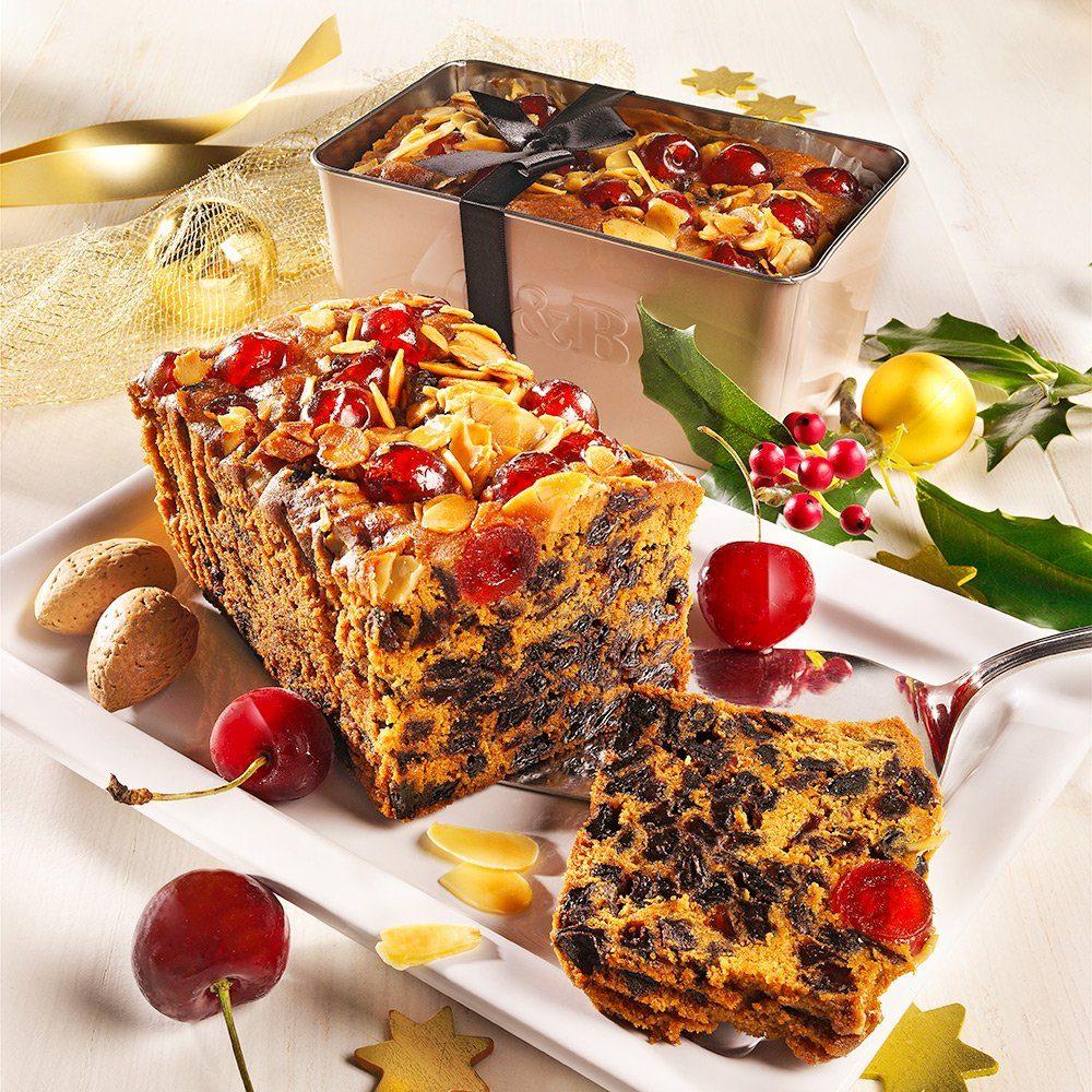 Cartwright & Butler Früchtekuchen Kirsche & Mandel