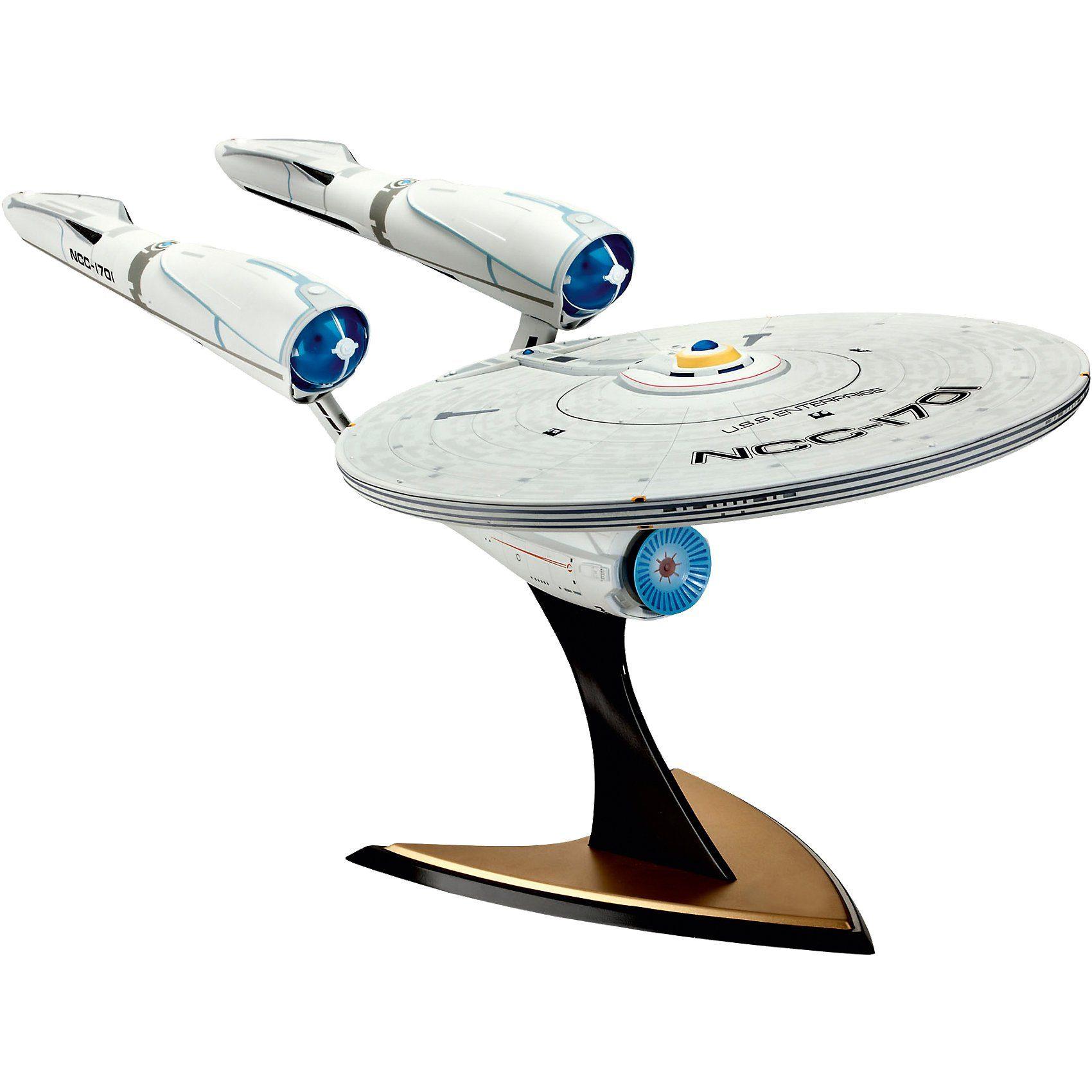 Revell Modellbausatz - U.S.S. Enterprise NCC-1701