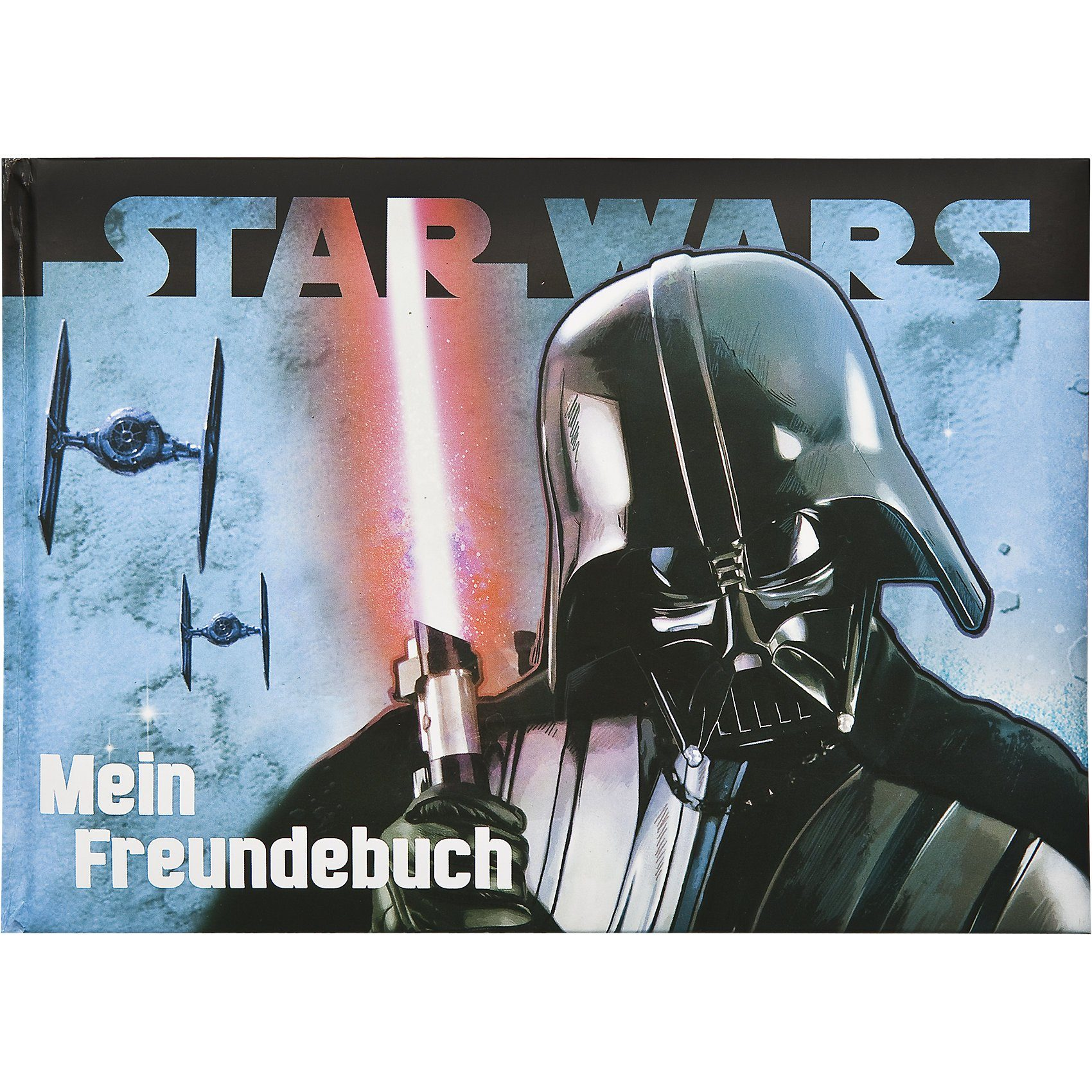 UNDERCOVER Freundebuch A5 Star Wars