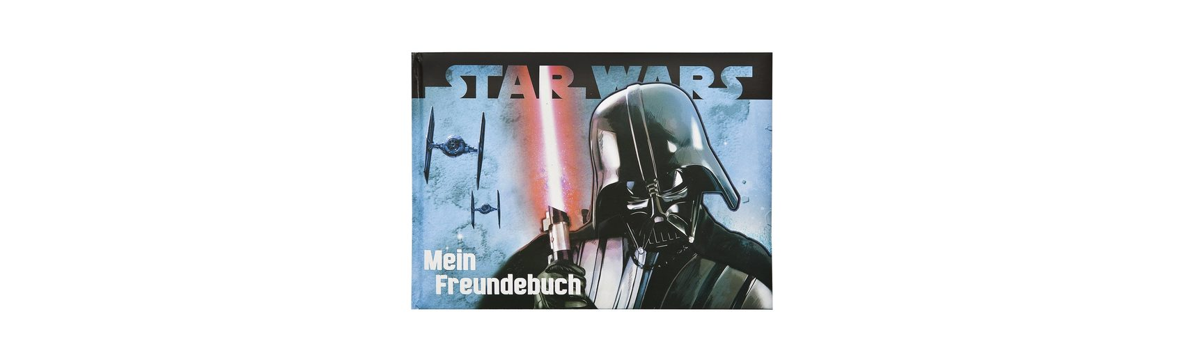 UNDERCOVER Freundebuch A5 Star Wars