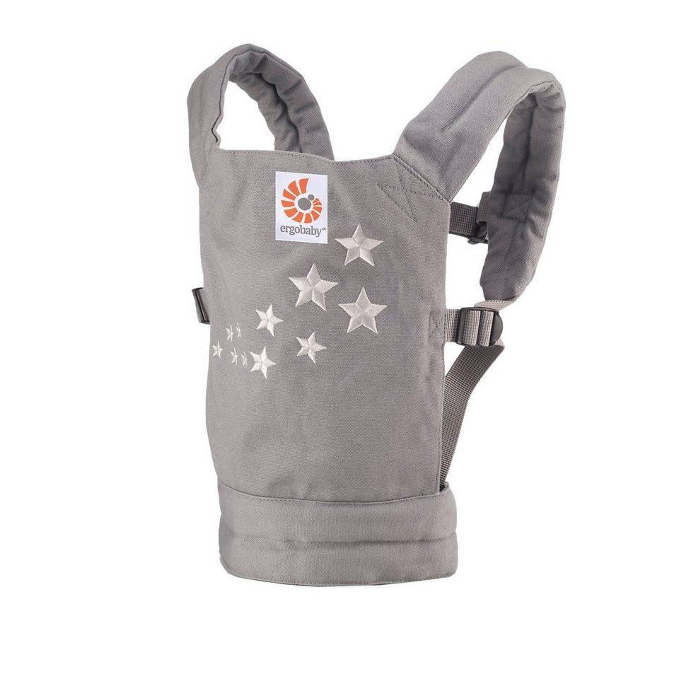 ERGObaby Puppenbabytrage Original, Galaxy Grey in grau