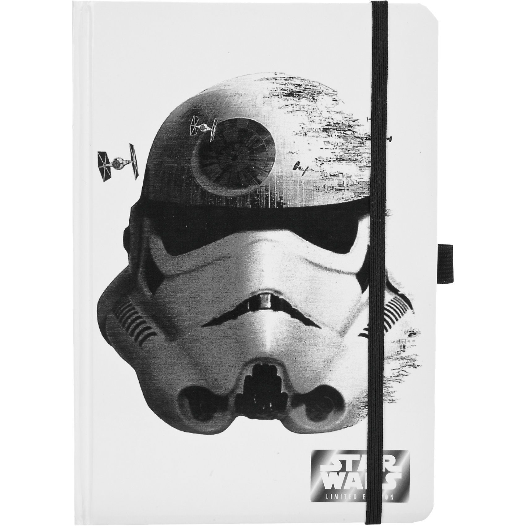 UNDERCOVER Notizbuch A5 Star Wars Stormtrooper