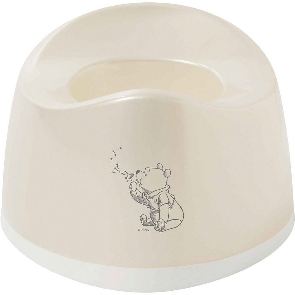 bébé-jou Töpfchen Wishing Pooh, perlmut in beige