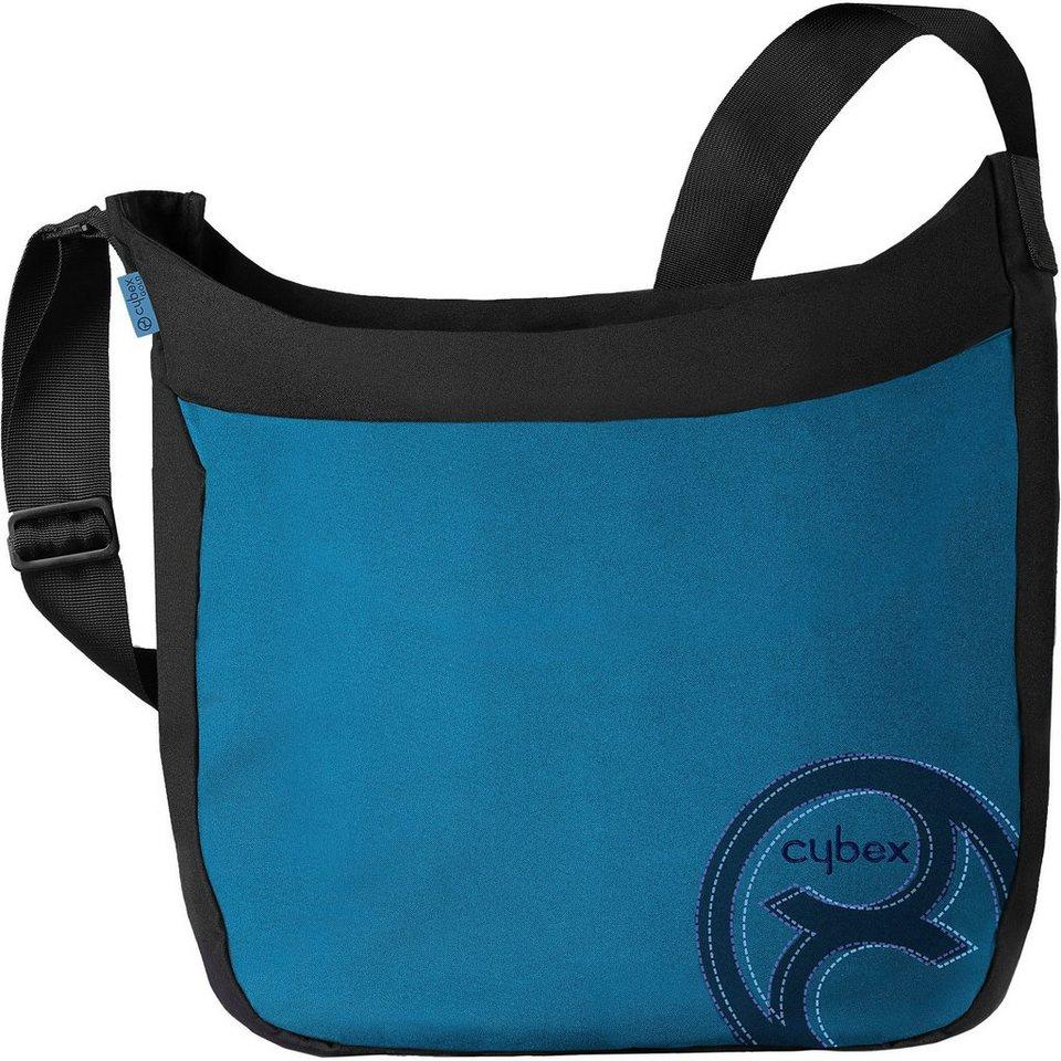 Cybex Wickeltasche, Blue in blau