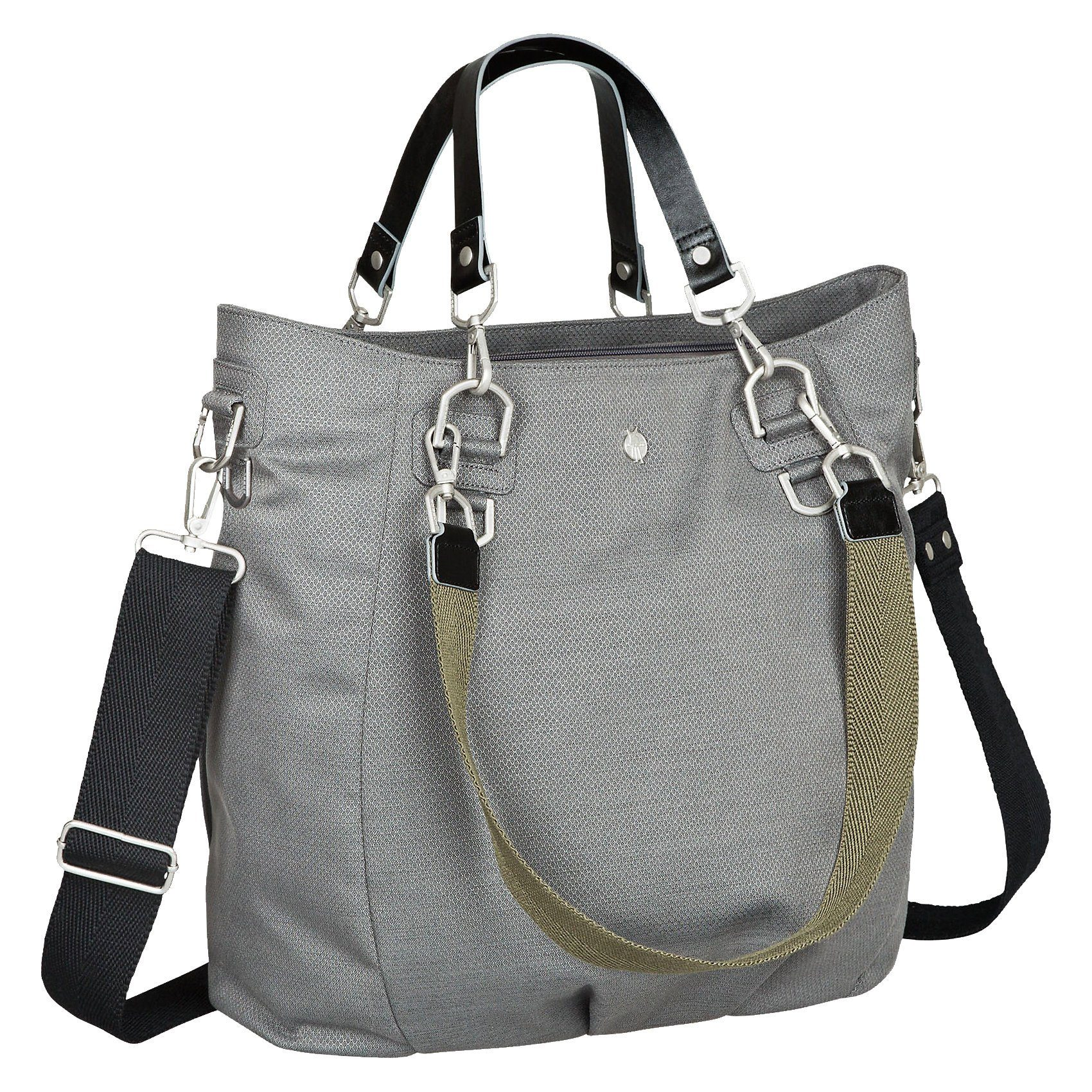 Lässig Wickeltasche Greenlabel, Mix´n Match Bag, Anthracite