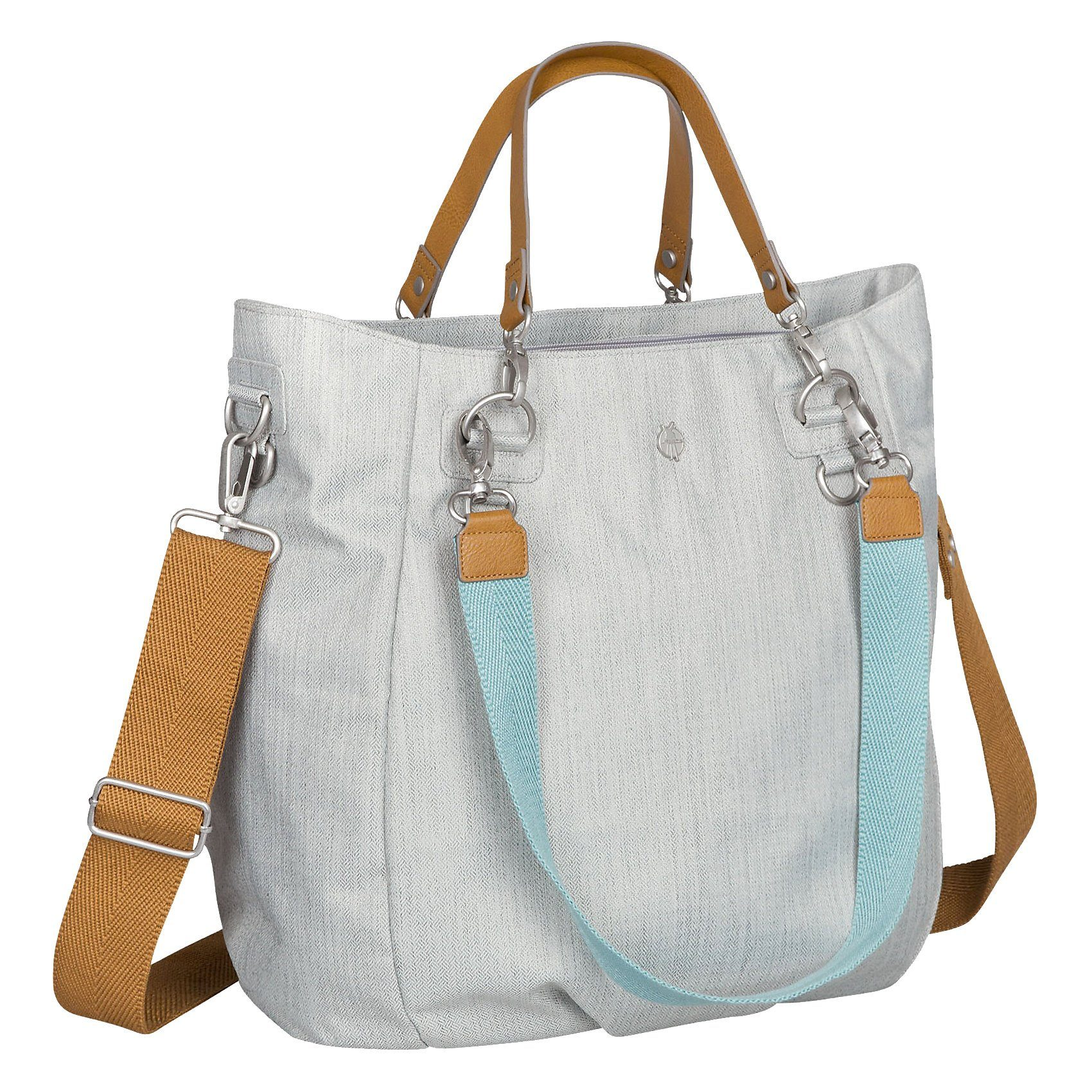 Lässig Wickeltasche Greenlabel, Mix´n Match Bag, Light grey
