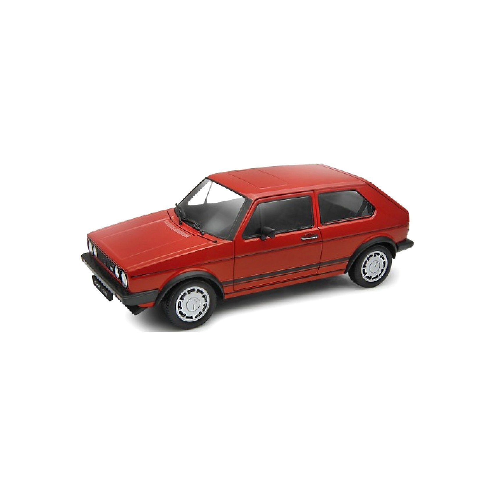 Welly VW Golf I GTI, 1:18