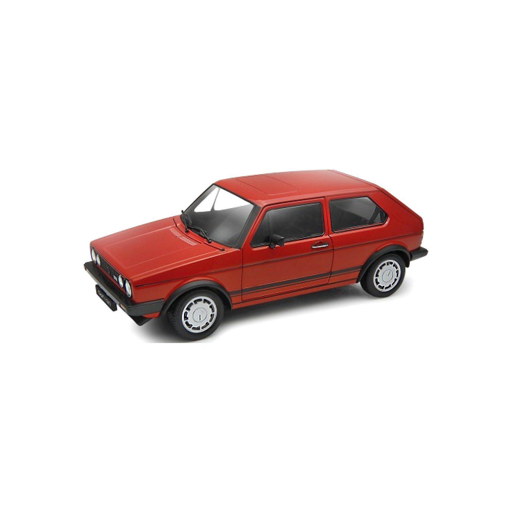Welly VW Golf I GTI, 1:18
