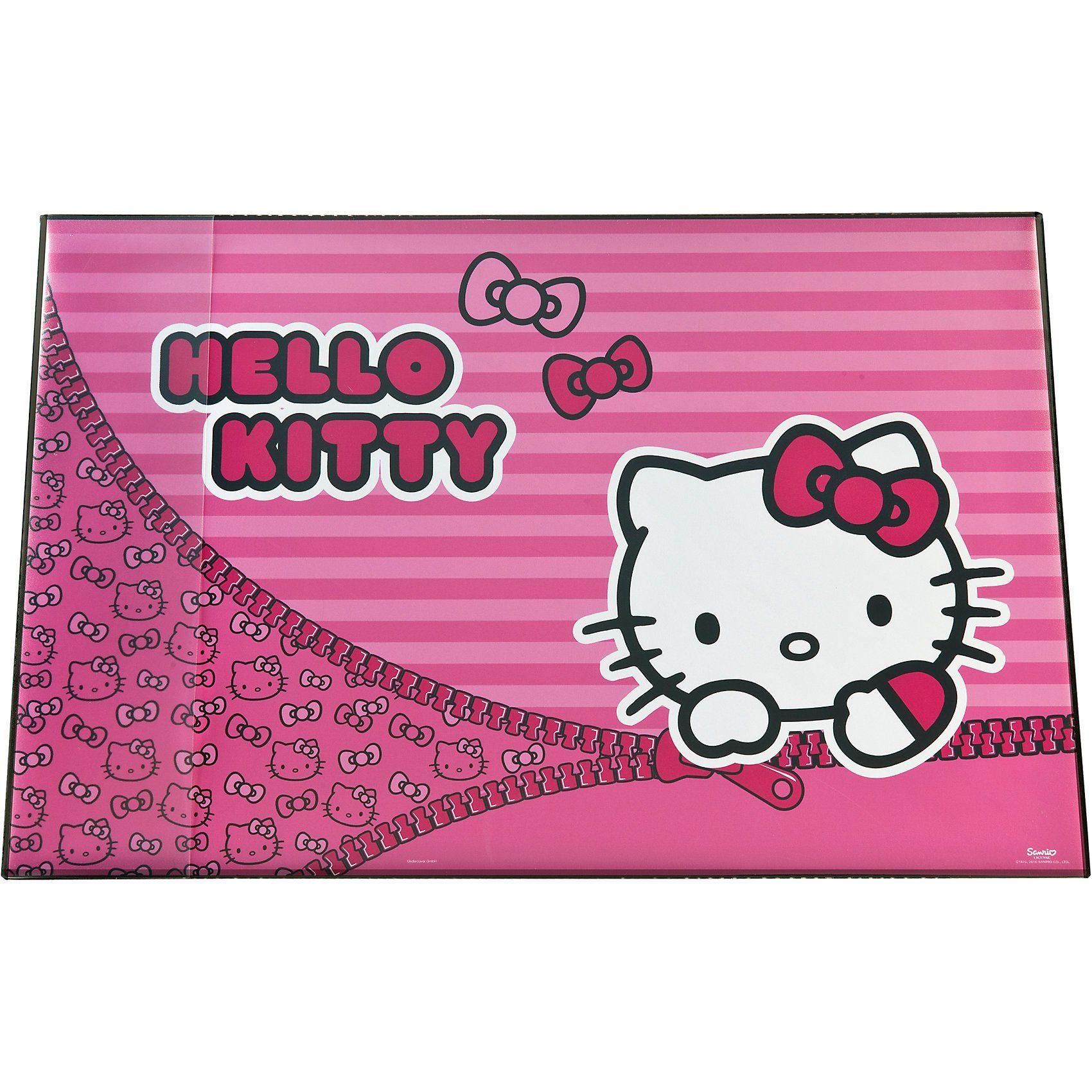 UNDERCOVER Schreibtischunterlage Hello Kitty