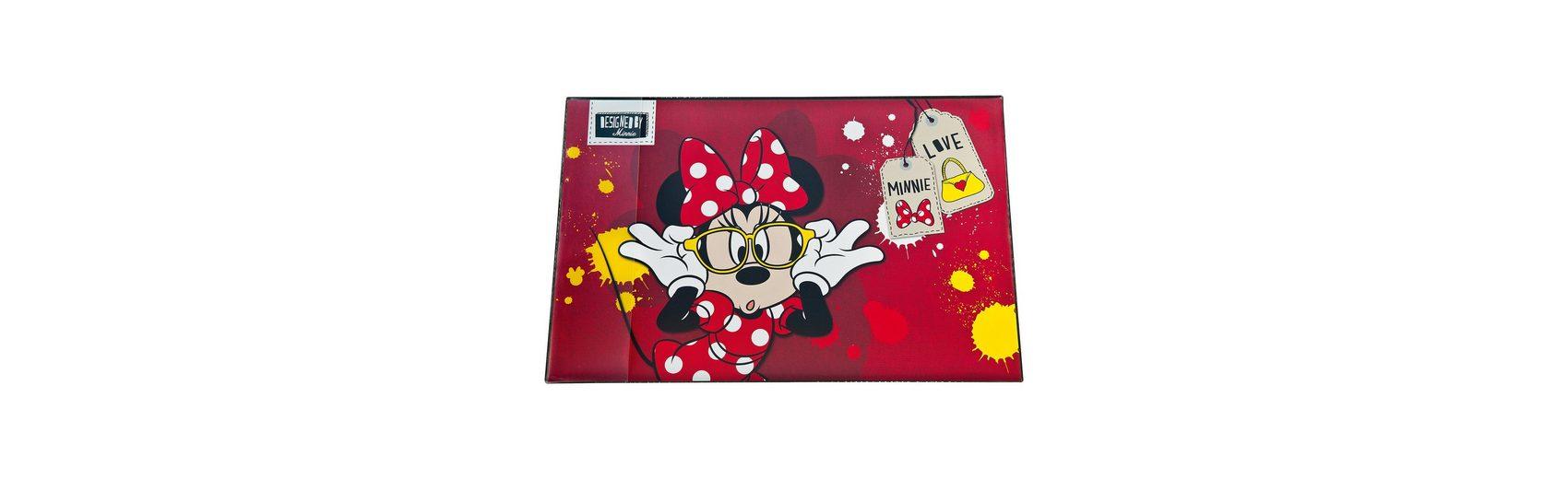 UNDERCOVER Schreibtischunterlage Minnie Mouse