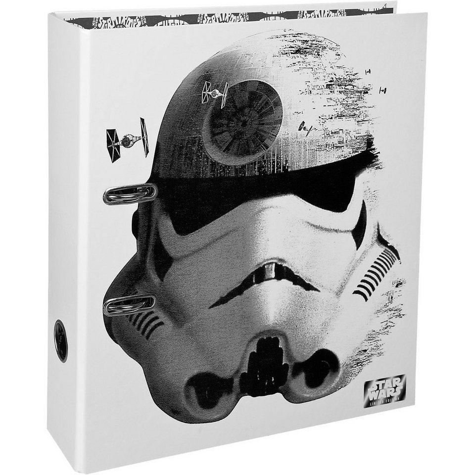 UNDERCOVER Schulordner A4 Star Wars Stormtrooper