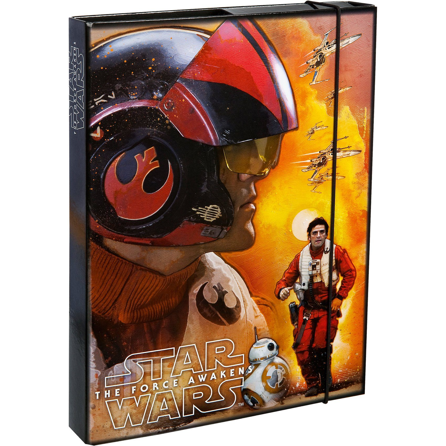 UNDERCOVER Heftbox Star Wars Movie A4