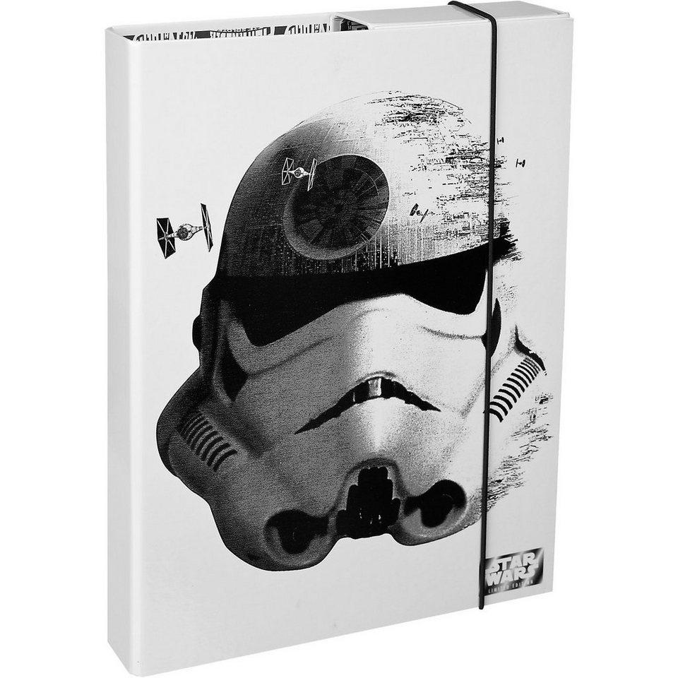 UNDERCOVER Heftbox A4 Star Wars Stormtrooper